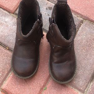 Gap kids size 8 boot